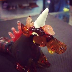 Catch a Glass Unicorn!
