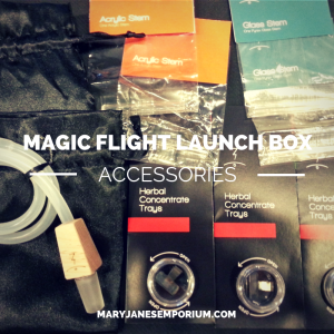 Magic-Flight Launch Box parts now in stock