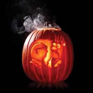 """Halloween E-cig """"Hack-o-Lantern"""""""