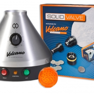 Volcano Vaporizer: How to operate